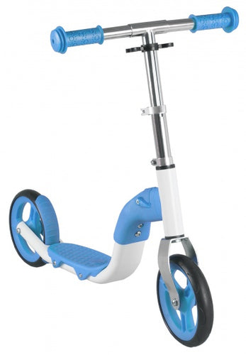 Anlen Loopfiets En Step 2In1 Junior Blue/White