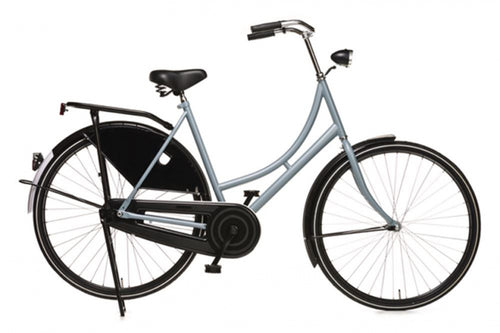 Avalon Oma Export 28 Inch 57 Cm Women Coaster Brake Black/Grey