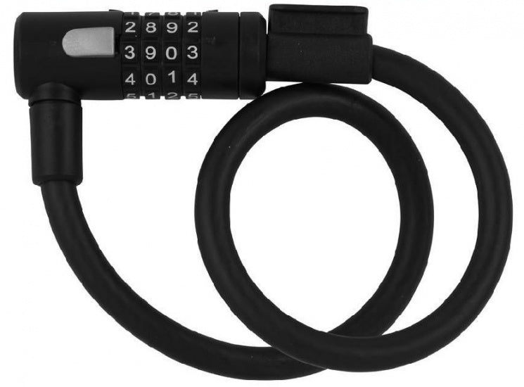 Numerical spiral lock Newton 600 x 12 mm black