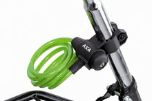 Cable lock Zipp 1200 x 8 mm green