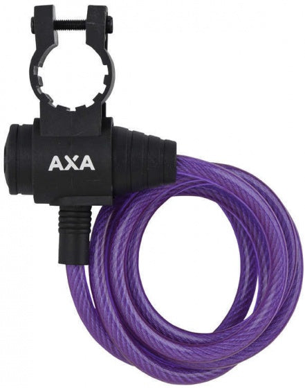 Cable lock Zipp 1200 x 8 mm purple
