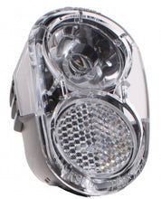 headlight EL6C Echo LED 15 Lux car alternator black