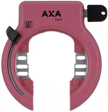 Ring lock Solid ART ** pink