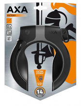 ring lock VictoryART-2 plug-in grey/black
