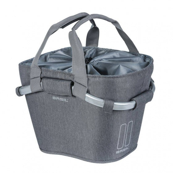 design basket Carry Allfor 15 litres grey