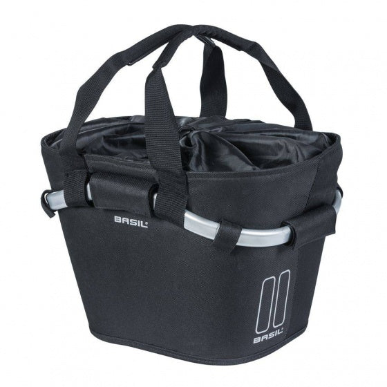 design basket Carry Allfor 15 litres black