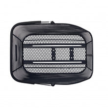 Bicycle basket Icon Multi System rear 23 litres black