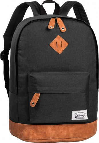 backpack Campus Snowgrey/brown 21 litres