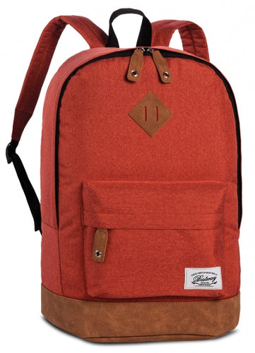 backpack Campus Snow red 21 liters