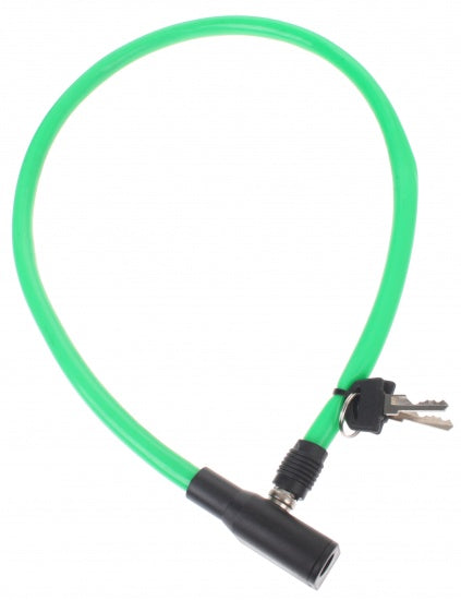 Cable 650 x 10 mm green