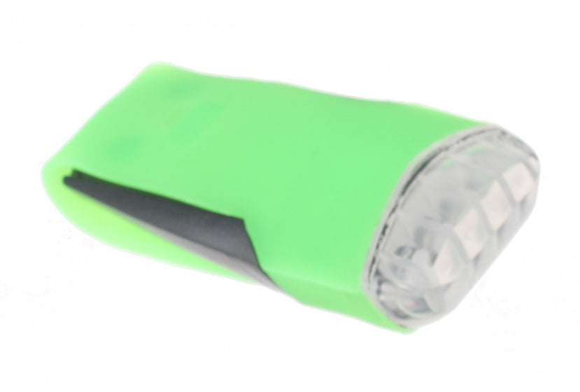light LED USB 6.5 cm green