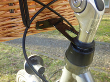 fixing of bike basket support