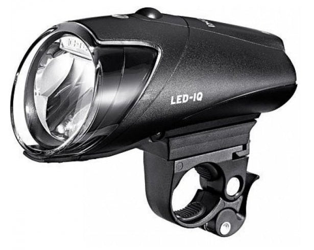 headlight Ixon IQ led rechargeable black