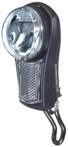 Headlight Lumotec IQ Fly led black