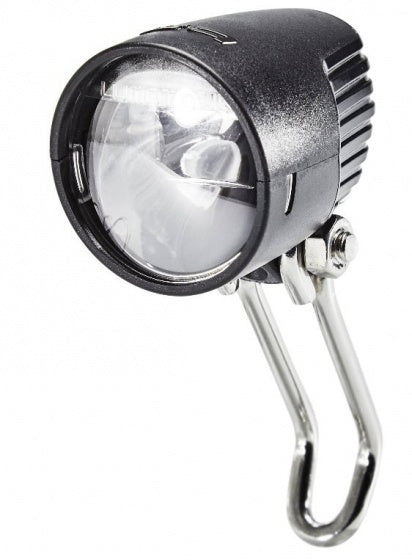 headlight Onefive led 30 Lux hub dynamo 50 mm black