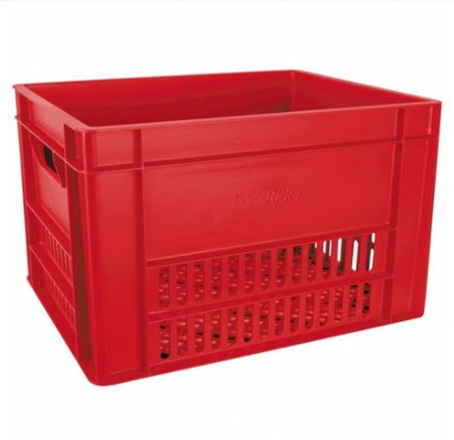 Bicycle Crate 34.5L [various colours]