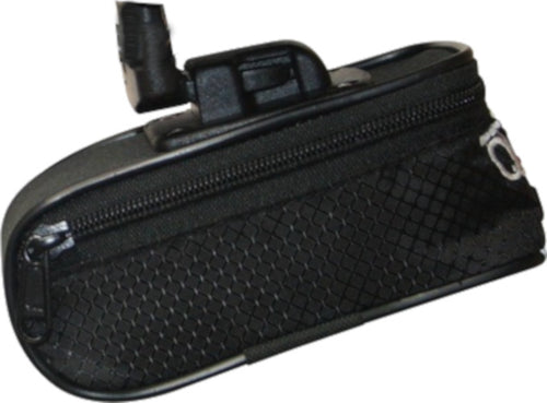 saddlebag 500 ml 14 x 6,5 cm nylon black