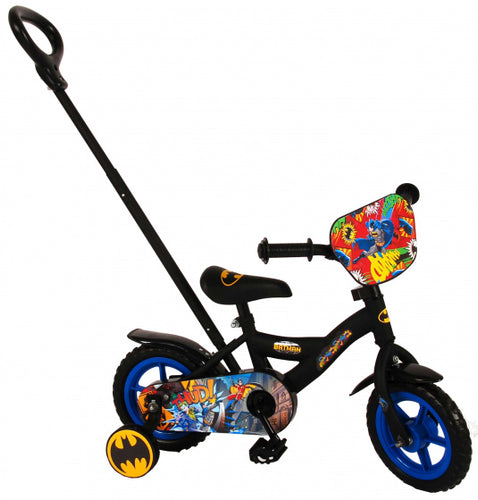 Dc Comics Kinderfiets Batman 10 Inch 18 Cm Boys Fixed Gear