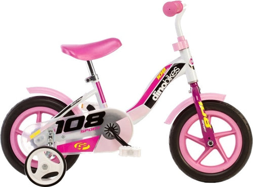 Dino 108L-Girl 10 Inch 17 Cm Girls Fixed Gear