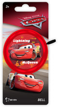 Disney Bike Bell Cars Boys 55 Mm Steel Red/Black