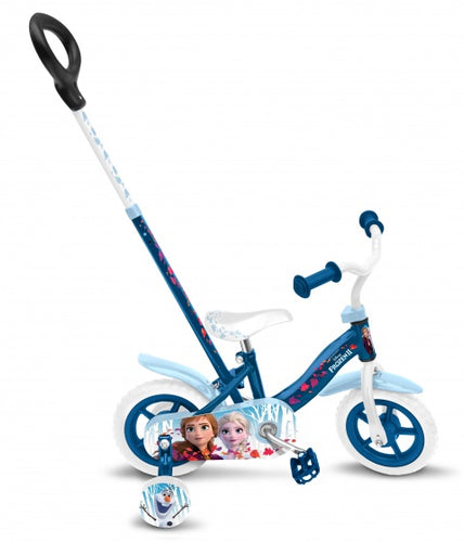 Disney Frozen 2 10 Inch 18 Cm Girls Fixed Gear Blue/White