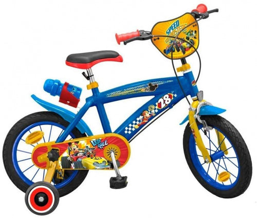 Disney Mickey Mouse 16 Inch 25,4 Cm Boys Caliper Blue/Yellow