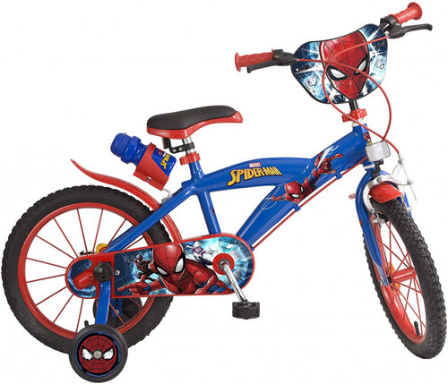 Disney Spider-Man 16 Inch 25,4 Cm Boys Caliper Red/Blue