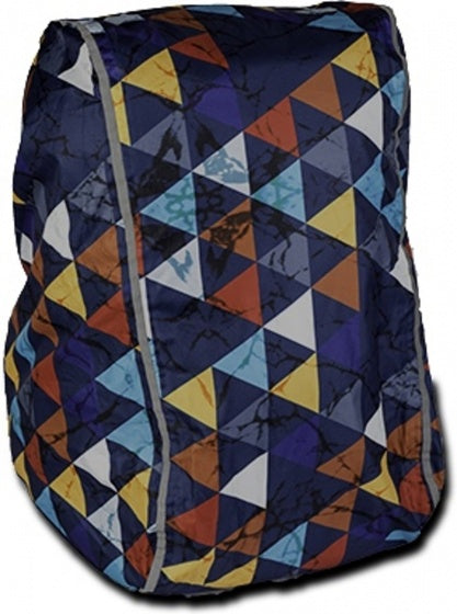 rain cover Party for backpack 50 x 40 x 20 cm blue
