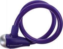 cable lock 650 x 12 mm purple