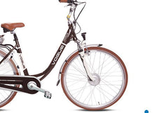 power assisted ebike for women