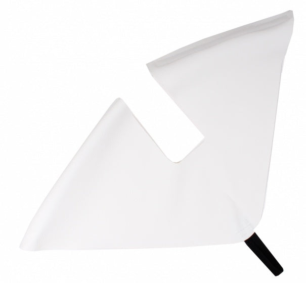 dress guard Manta 28 inch canvas 48 cm white