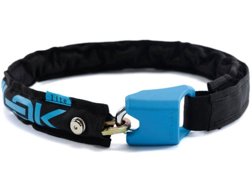 Lite portable chain lock 75 cm black/blue