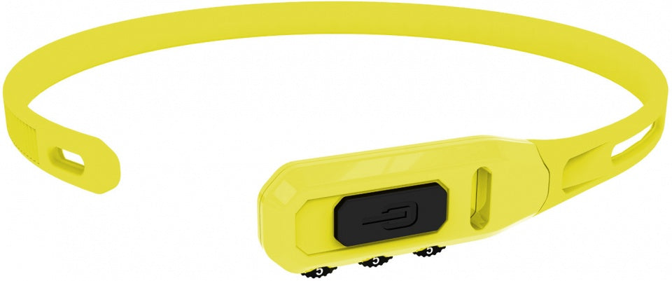 cable lock Z-Lok number combination 430 mm yellow