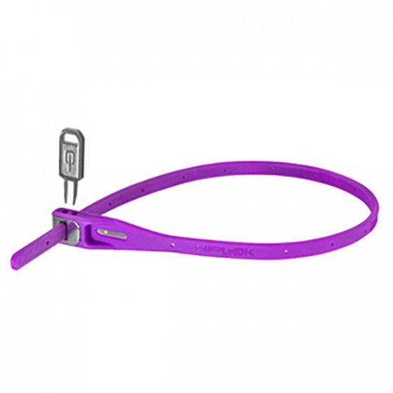 Z-Lock cable lock purple with lock