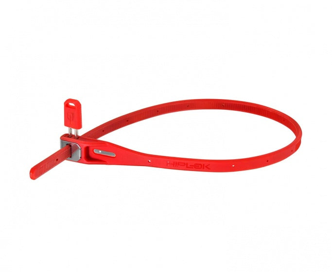Z-Lock cable lock red with lock