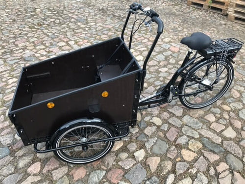 Electric Cargo Bike - Lowrider