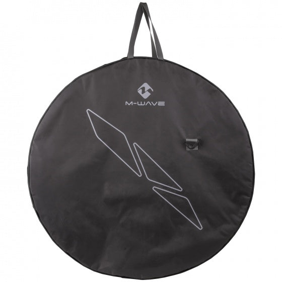 double wheel bag RotterdamWSB 26-29 inch black