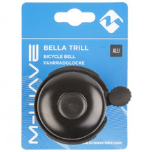 bell aluminium left-handed 53 mm black