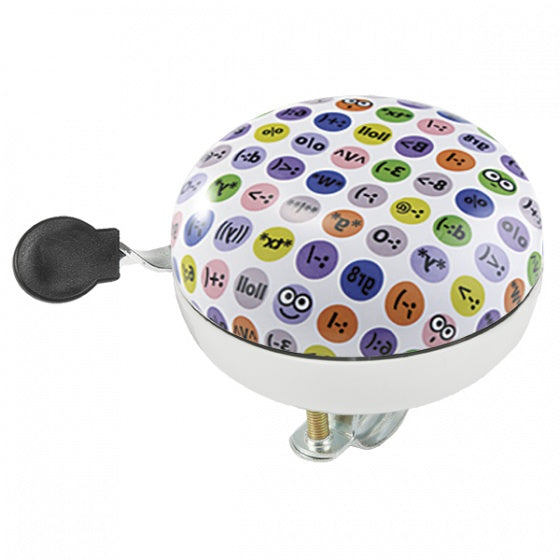 bicycle bell thing-dong Emoticons 80 mm multicolor