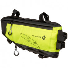 rough Ride frame bag 3.3-4.2 litres black/yellow