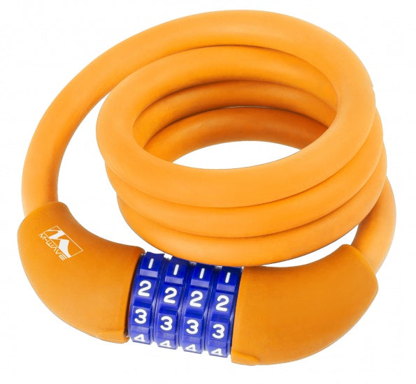 Cable digit combination silicone 1000 x 12 mm orange