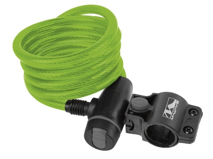 Cable S 10.18 1800 x 10 mm green
