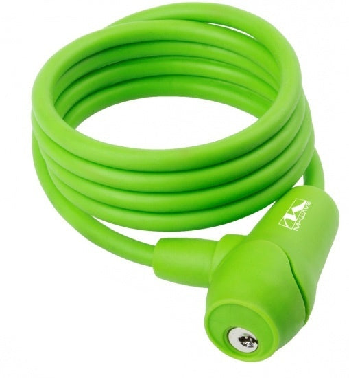 Cable S 8:15 S spiral 1500 x 8 mm green
