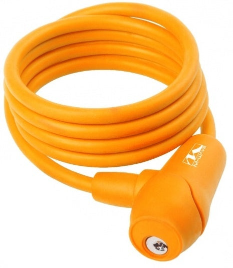 Cable S 8.15 S spiral 1500 x 8 mm orange