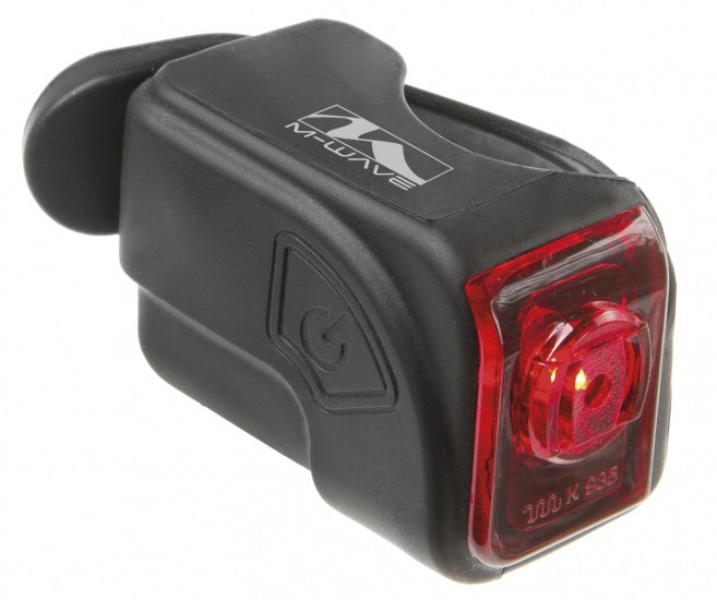 LED Taillight With USB Charger