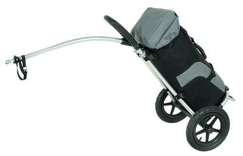 M-Wave Shop And Ride 12 Inch Unisex Grey/Black