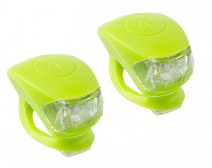 LED lighting Green 2 Pieces