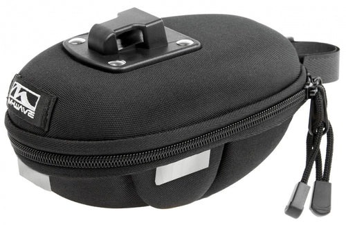saddle bag Tilburg Box 2 liters black