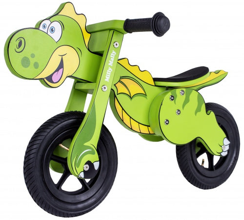 Milly Mally Dino Mini Loopfiets 12 Inch Junior