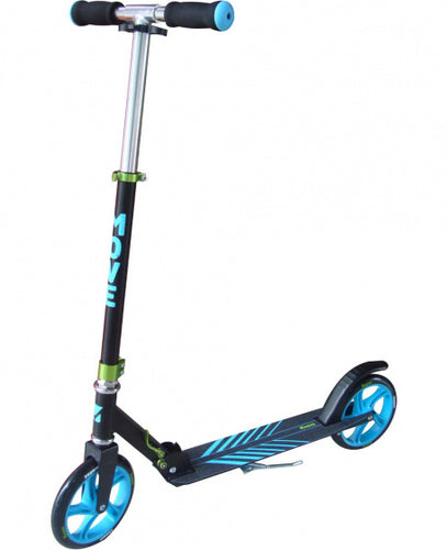 Move Scooter 200 Bx Junior Foot Brakes Black/Blue
